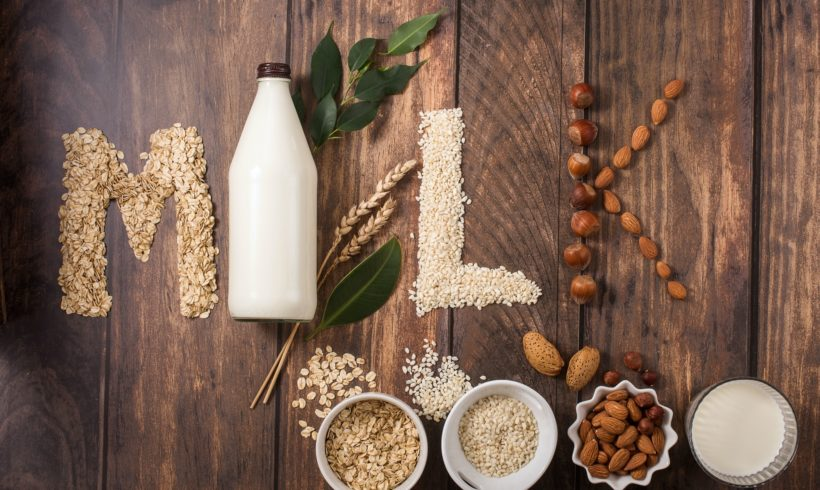 4 Milk Alternatives and Their Environmental Impacts
